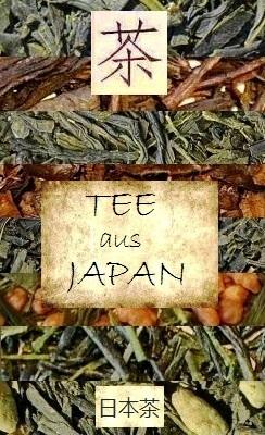 Grüner Tee und andere Tees aus Japan
