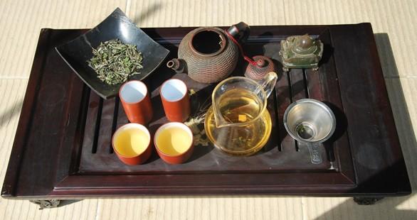 Pai Mu Tan Weisser Tee Gong Fu Cha