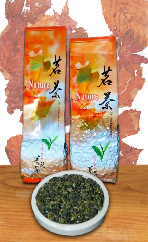 DMS Si Ji Chun Four Seasons Oolong Tee