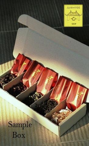 SiamTee 'Ihre Auswahl' (Japan-Tees) Sample Box