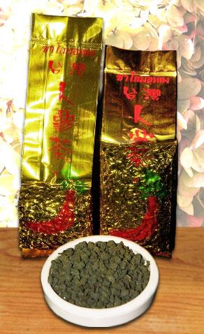 Oolong Ginseng Tee im Siam Tee Shop: Produktfot