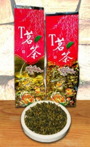 Doi Mae Salong Jin Xuan Oolong Nr. 12 Blue Pearls
