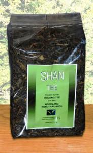 ShanTee von wild wachsenden Assamica-Teebäumen in Nordthailand, Pu Er-Stil
