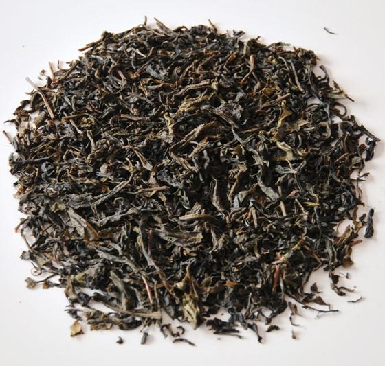 """Shan Tee: Wilder Thai sheng """"Pu Erh"""" Tee von alten Teebäumen in Nordthailand"""
