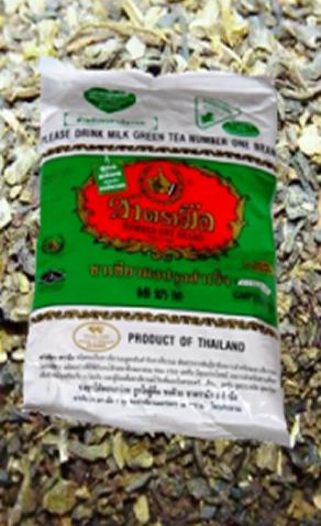 Thai Eistee-Mischung Grüner Tee, 200g