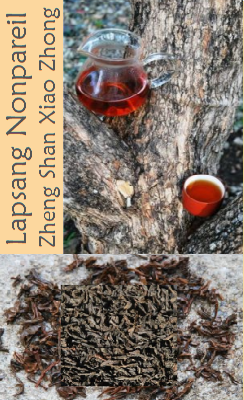 Classic Lapsang Souchong 'Zheng Shan Xiao Zhong' Schwarzer Tee