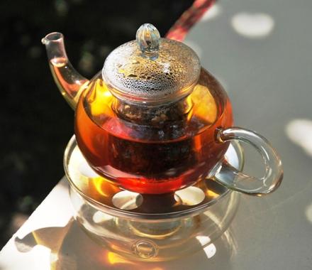 Oriental Chai schwarze Thai-Teemischung im Aufguss