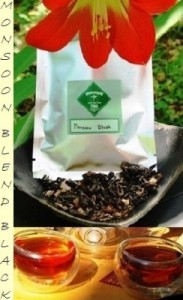Monsoon Blend Black schwarze Thai-Teemischung
