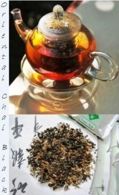 """""""Oriental Chai"""" Schwarze Thai-Teemischung"""