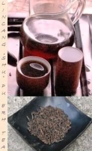 Lincang gereifter (fermentierter) Pu Erh Tee