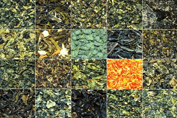 "Tee aus Thailand Wholesale: ""20 Thai-Tees"""