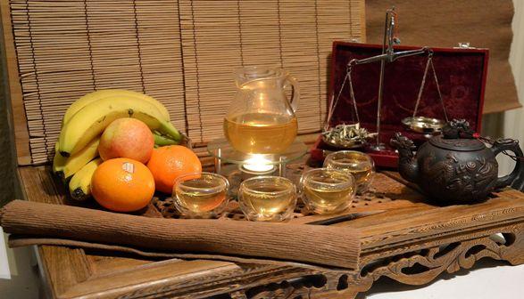 "Imperial Fuding ""White Hair"" Silver Needle (Silbernadel) Weißer Tee aus Fujian"