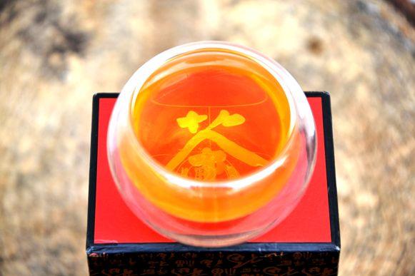 Hojicha Kiniro: leuchtend goldbrauner Aufguss