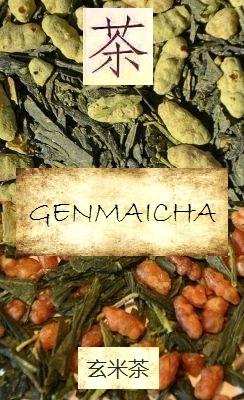 Genmaicha-Tee mit oder ohne Matcha