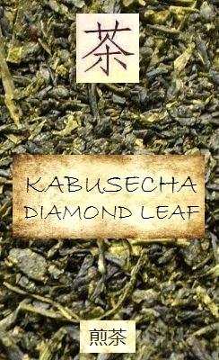 Kabusecha Diamond Leaf Grüner Tee