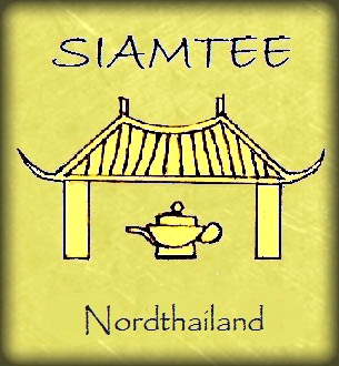 """Logo """"SiamTee Thomas Kasper Teevertrieb"""""""