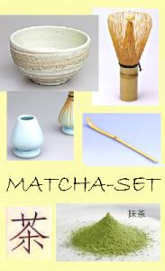 Matcha-Set