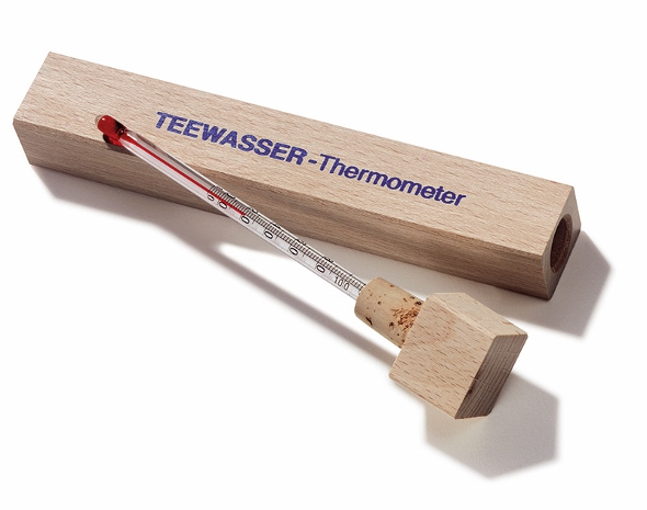 Teewasser-Thermometer 'Aquastat', bis 100°C