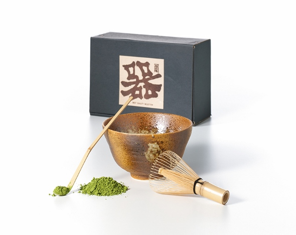 Matcha-Tee-Set