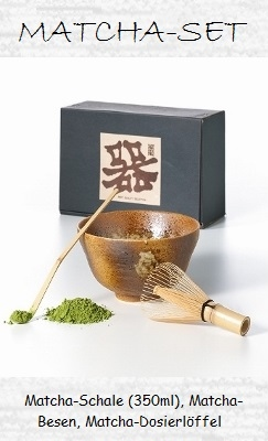 Matcha-Tee-Set 'Matcha Essentials 1'