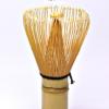 Bambus-Matcha-Besen, hell, 80/100mm
