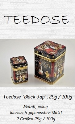 Teedose 'Ancient Japan', 25g / 50g / 100g