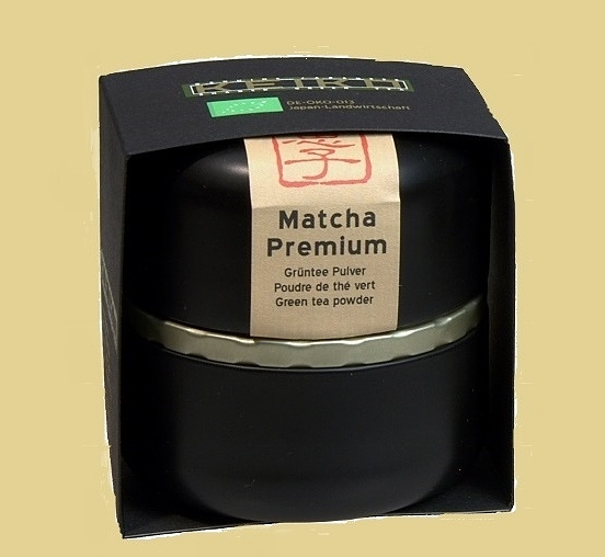 Premium Matcha-Tee aus Kagoshima