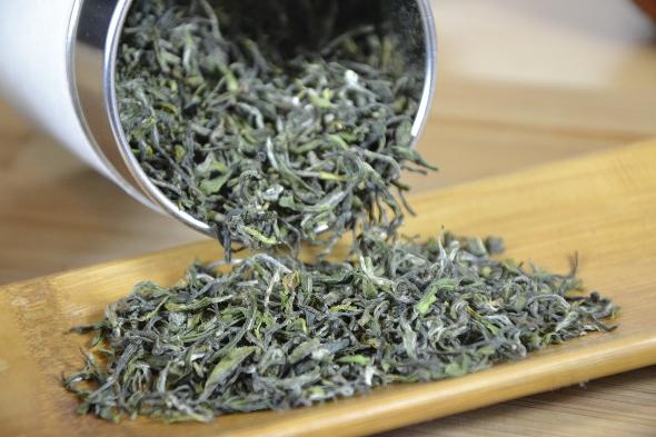 Mao Feng Grüner Tee aus biodiversem naturnahem Anbau