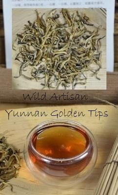 Artisan Yunnan Golden Tips Schwarzer Tee