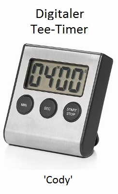 Digitaler Tea Timer 'Cody'