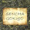 Sencha Gokujo - unbeschattete Sencha Frühlingspflückung (April) nur Knospen und junge Blätter aus Kirishima, Kagoshima, Japan