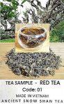 "Ancient Artisan ""Thuyet Shan"" (""Snow Shan"") Schwarzer Tee aus Ha Giang, Vietnam"