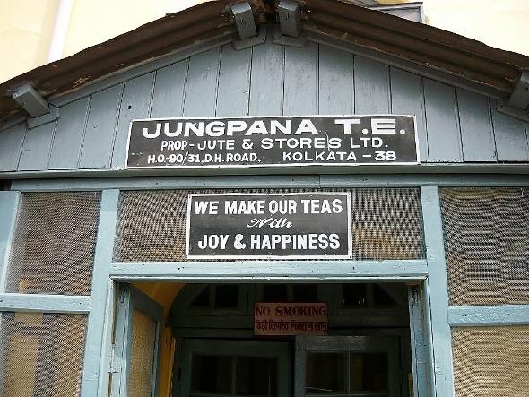 Jungpana Teegarten