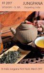 Erste Frühlingsernte des Jungpana Teegarten, Darjeeling, Nordindien