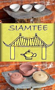 Die Signature Teekeramik-Linie im Siam Tee Shop
