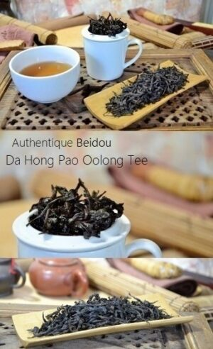 Authentique Beidou Da Hong Pao Oolong Tee