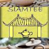 SiamTee Signature Yixing Teekanne - handgearbeit aus hellem, gelbem Ton, 200-250ml