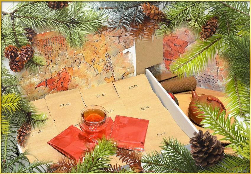 SiamTee Adventskalender Box