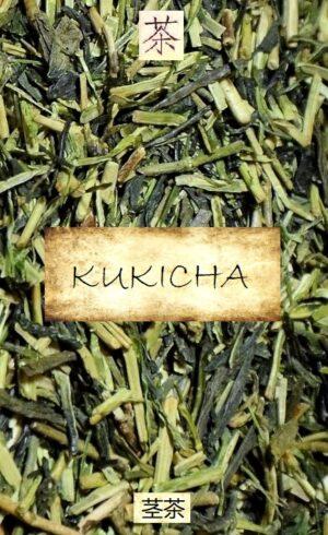 Kukicha Grüner Tee