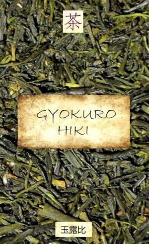 Gyokuro Hiki Grüner Tee
