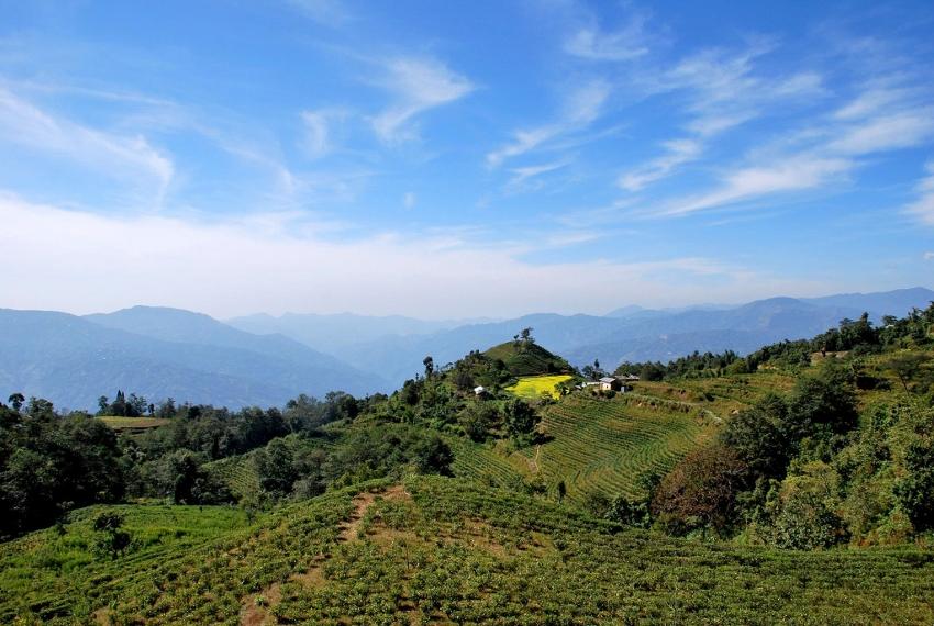 Jun Chiyabari Teegarten, Nepal