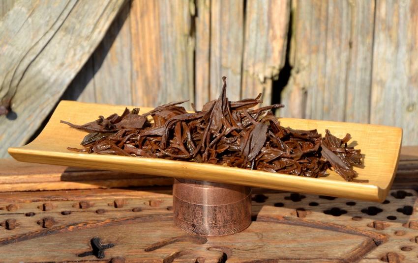 Jun Chiyabari Himalayan Black - Schwarzer Tee aus naturnahem Anbau in Nepal