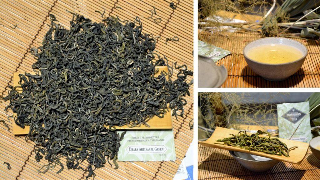 Dhara Artisanal Green - Grüner Tee aus wald- und klimafreundlichem Anbau in Nordthailand