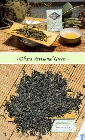 Dhara Artisanal Green Grüner Tee