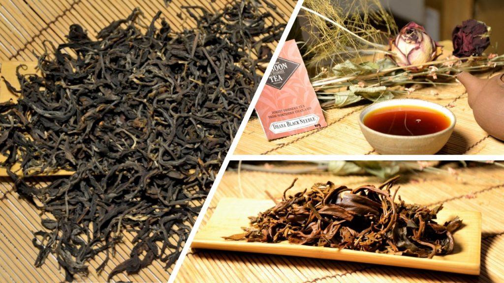 Dhara Black - Schwarzer Tee aus wald- und klimafreundlichem Anbau in Nordthailand