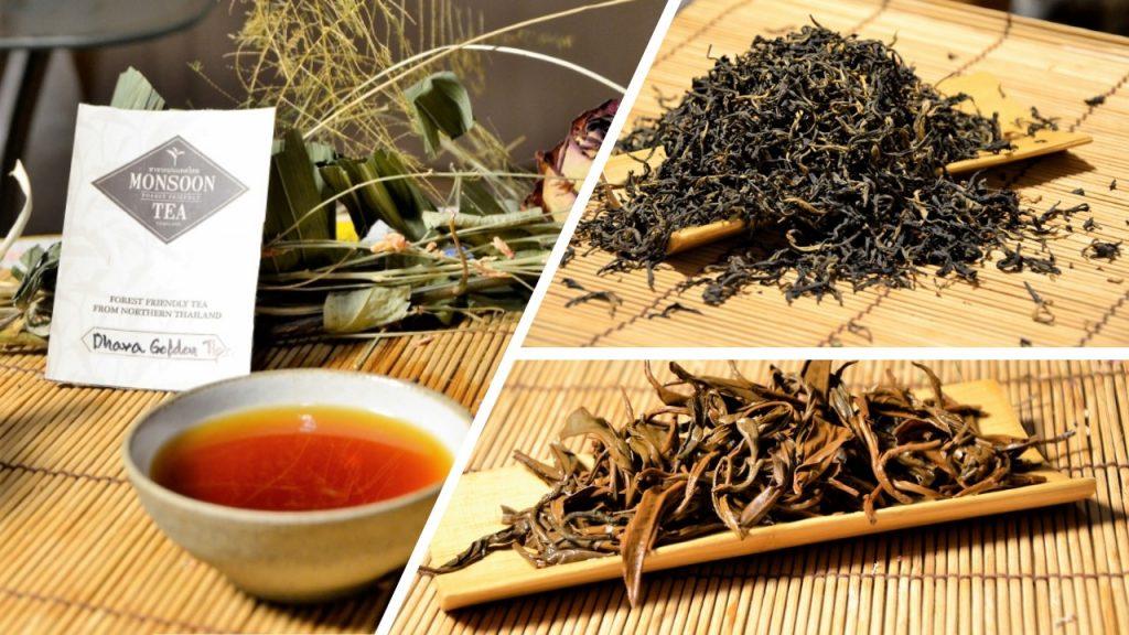 Dhara Golden Tips Schwarzer Tee aus wald- und klimafreundlichem Anbau