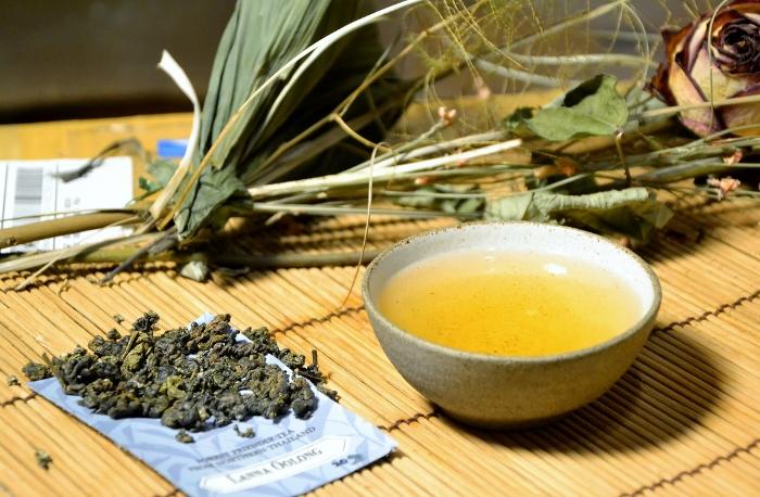Lanna Forest Oolong - Oolong Tee aus waldfreundlicher Kultivierung in Nordthailand
