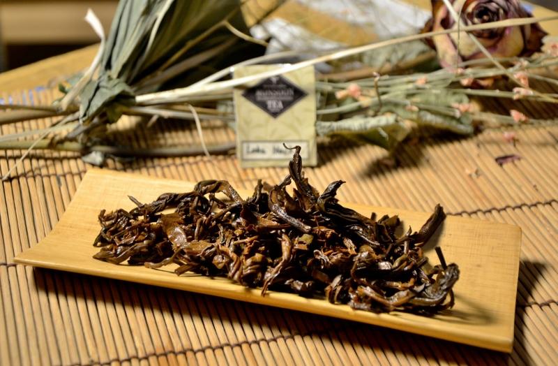 Lahu Black - schwarzer / roter Tee aus naturnahem Anbau in Nordthailand