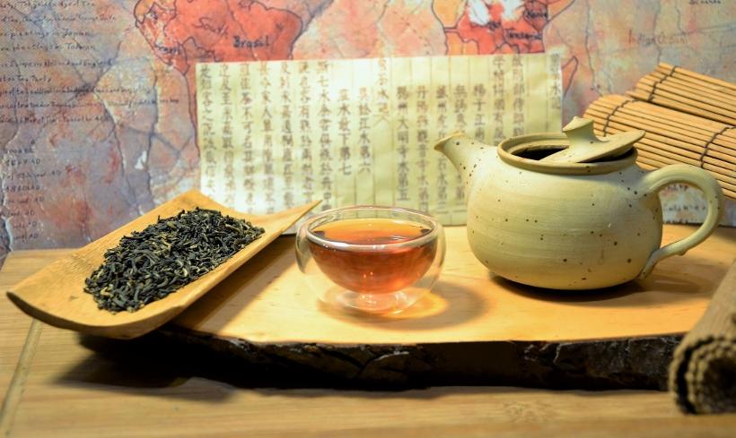 Schwarzer Tee aus Fengqing, Yunnan (Fengqing Dian Hong Cha)