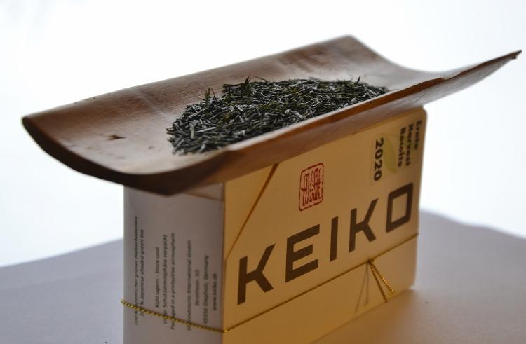 KEIKO's Kabusecha Sae Tezumi in dekorativer 40g-Box